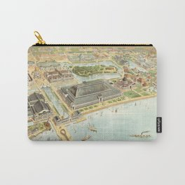 World Columbian Exposition in chicago 1893 Carry-All Pouch