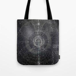 Hemispheres Tote Bag