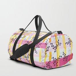 Butterflies & Ivy Duffle Bag