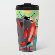 You Found Your Stitchy Bug Metal Travel Mug