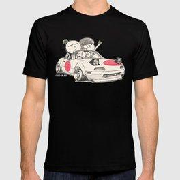 Crazy Car Art 0167 T-shirt