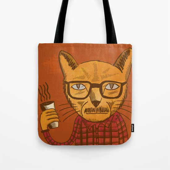 Working with designers is like herding cats Tote Bag