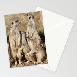 Meerkat Gang Stationery Cards