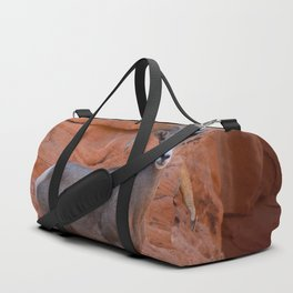 Desert Bighorn - Valley of Fire Duffle Bag