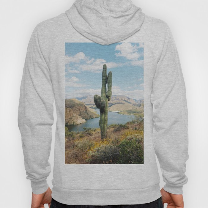 Arizona Saguaro Hoody