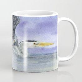 From Heron Out Coffee Mug