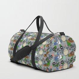 Troll in Motion Duffle Bag