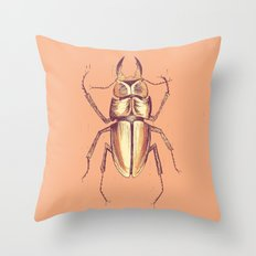 Seizure Throw Pillow
