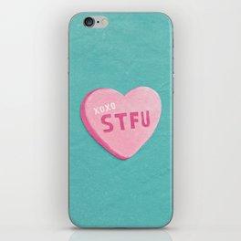 """Sweetheart"" iPhone Skin"