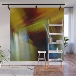 Abstract Composition 420 Wall Mural