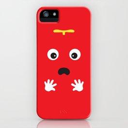 Mukku iPhone Case