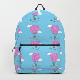 Hot Air Balloon Travel Backpack