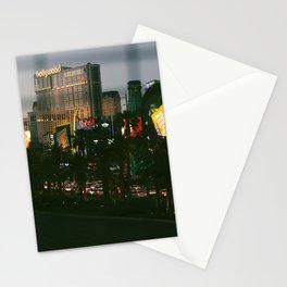 lasss vegaass Stationery Cards