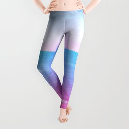 Sea Diamonds Leggings