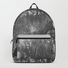 Frosty Forest - Adventure Awaits Backpack