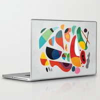 kitchen Laptop & iPad Skins featuring Still life from god's kitchen by Picomodi