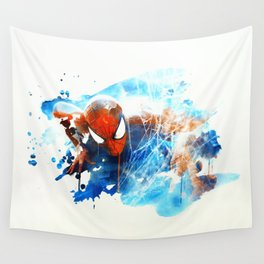 Spider man Wall Tapestry