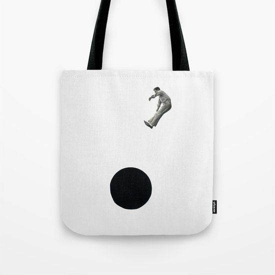 Into Abyss Tote Bag