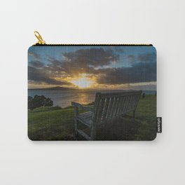 Warming the Bench Carry-All Pouch