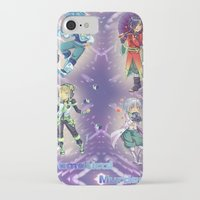 dmmd iPhone & iPod Cases featuring Dramatical Murder DMMD by SpigaRose