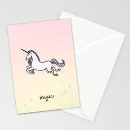 Magical Dawn Stationery Cards