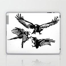 Crow Parliament Laptop & iPad Skin