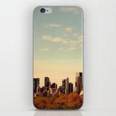 Skyline #1  iPhone & iPod Skin