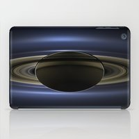 saturn iPad Cases featuring Saturn by 2sweet4words Designs
