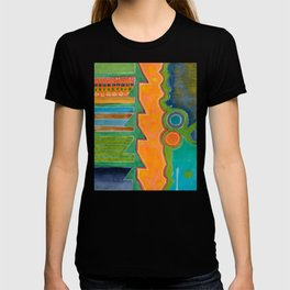 Growth with visible Lifestream T-shirt