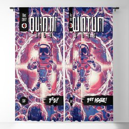 Quantum Tales 1st Issue Blackout Curtain
