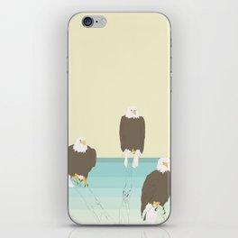 Bald Eagles iPhone Skin