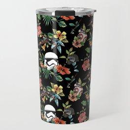 """The Floral Awakens"" by Josh Ln Travel Mug"