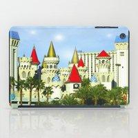 las vegas iPad Cases featuring Vegas by Peaky40