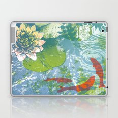 Fish pool  Laptop & iPad Skin