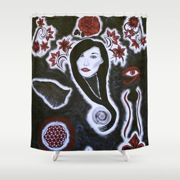 Divine Feminine Shower Curtain