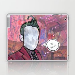 Suave Milk Devil Robert Speaks of Matsuri Laptop & iPad Skin