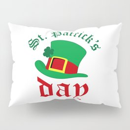 St.Patrick's day Pillow Sham