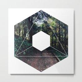 Florest Metal Print