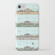 Back to the future - Hill Valley x 4 Slim Case iPhone 7