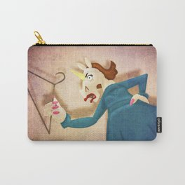 No More Wire Hangers!!! Carry-All Pouch