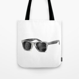 B&W Raybans - Drawing Tote Bag