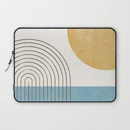 Sunny ocean Laptop Sleeve