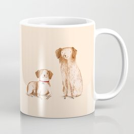 Brittany Spaniels Coffee Mug