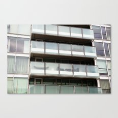 modern/urbanism Canvas Print