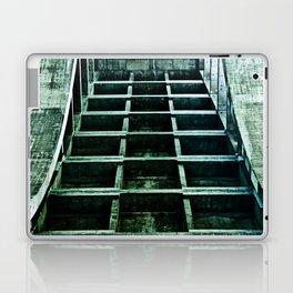 Green Path Laptop & iPad Skin