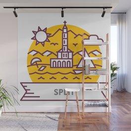 Travel: Split, Croatia Wall Mural