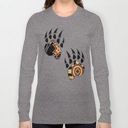 Bear Spirit Long Sleeve T-shirt