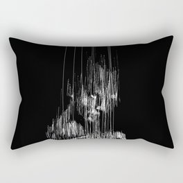 Sinking Rectangular Pillow