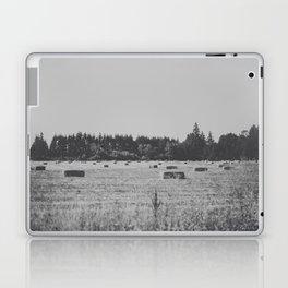 Hay Field Laptop & iPad Skin