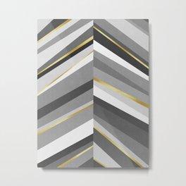 Modern and abstract IV Metal Print